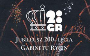 Jubileusz 200-lecia Gabinetu Rycin Biblioteki Uniwersyteckiej w Warszawie 1818-2018